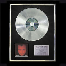 PHIL COLLINS (GENESIS) NO JACKET REQUIRED CD PLATINUM DISC FREE P+P!!