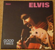 CD Album Elvis Presley - Good Times (Mini LP Style Card Case) NEW
