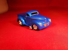 MM 1940 WILLYS PICKUP TRUCK WITH AWESOME PAINT & RUBBER TIRES LIMITED EDITION