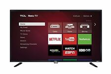 TCL 40FS3800 40-Inch 1080p Roku Smart LED TV (2015 Model)