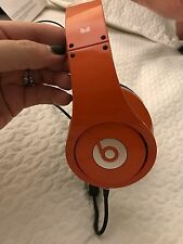 Beats by Dr. Dre Studio Headband Headphones - Orange