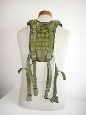 CZECH ARMY original shoulder harness MNS H-strap suspenders in VZ95 pattern camo