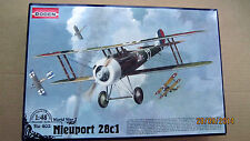 Nieuport 28c1, WWI     1/48  by Roden  # 403