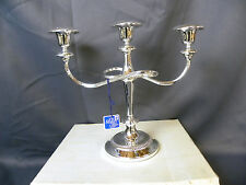 """A Beautiful FB Rogers Silver Co. 10"""" inch  Candelabra NEW"""