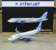 "Gemini Jets Interjet ""Mexico"" A320Sh ""New"" 1/200"