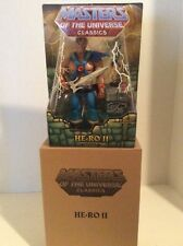 MOTU Masters Of The Universe Classics HE-RO II Collectors Figures MIB