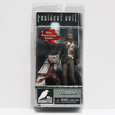 "Zombie 18 cm -Resident Evil- action figure 10th anniversary 7"" Neca in blister"