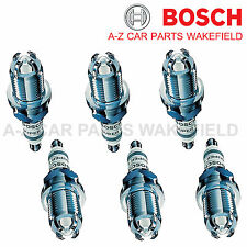 B021FR78X For Audi Coupe 2.6 quattro 2.8 Bosch Super4 Spark Plugs X 6