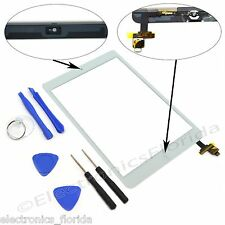 Touch Screen Digitizer IC Connector Replacement Assembly iPad Mini 1st 2nd White