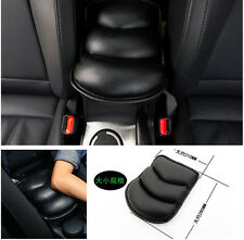 Luxury Black Car Armrest Center Console Pad Cushion Support Box Top Mat Liner