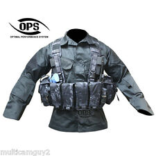O.P.S/UR-TACTICAL Enhanced Combat Chest Rig in KRYPTEK-TYPHON