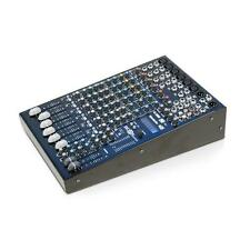 MONTARBO MIXER Professionale MC-R8FX -8 ingressi / 6 canali montabile in Rack