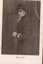 OLD POSTCARD GERMANY . ACTOR . HARRY PIEL . YEARS 1940 . SEE MY STORE CC1300