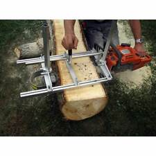"Timber Tuff 24"" Portable Chain Saw Mill"