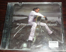 CD. Ms. Dynamite/ A Little Deeper/ 15 track Album made in Australia