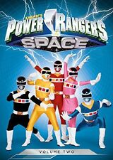 Power Rangers: In Space 2 - 3 DISC SET (2014, REGION 1 DVD New)