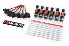 GRAMS Fuel Injector Kit 750cc 86-98 Toyota Supra 7M-GTE/2JZ-GE