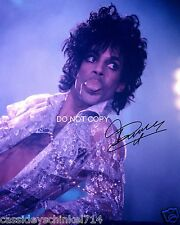 "Prince Rogers Nelson legend Reprint signed 8x10"" Photo #2 RP Purple Rain"