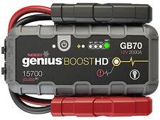 Starthilfegerät NOCO GB70 Boost HD 2000A 12V Jump Starter Autos Motorrad Roller