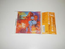 HOLLYWOOD SOUNDSTAGE - Big Movie Hits Vol.1  JAPAN CD 1991 W/ OBI - SLCS 7060 -