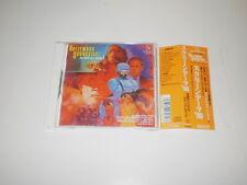 HOLLYWOOD SOUNDSTAGE - Big Movie Hits Vol.1  JAPAN CD 1991 W/ OBI - SLCS 7060 -