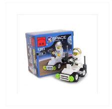 Building blocks toys space series Aerospace Mars astronauts walk cars 1203