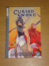 CHRONICLES OF THE CURSED SWORD TOKYOPOP MANGA VOLUME 10