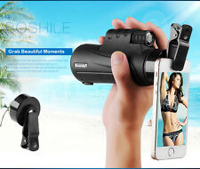 2016 Boshile 10X42 2nd Gen. Portable Travelling Cell Phone Monoculars Telescope