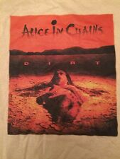 Alice In Chains Rare HTF OOP Layne Staley AIC Tour T Shirt 1992