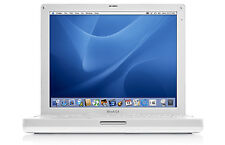 Apple iBook G4 12 Laptop - Mid 2005 40GB HDD 512MB RAM PowerPC G4 CPU Mac OS