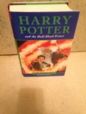 Harry Potter And The Half-blood Prince.hardback. First Edition . With Sleeve