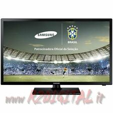 "TV SAMSUNG LED 28"" T28E310 HD FULL DVB-T MONITOR DIGITALE TERRESTRE TELECOMANDO"