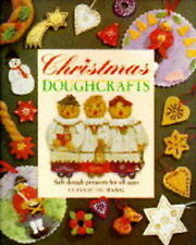 Christmas Doughcrafts by Elisabeth Bang NEW Art & Craft Book