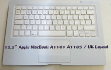 "MACBOOK A1181 A1185 13"" PALMREST, TOPCASE, TOUCHPAD, UK LAYOUT KEYBOARD"