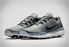 NEW 2015 Mens Nike TW Tiger Woods Golf Shoes Silver 704885-002 Size 12
