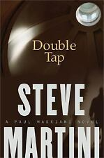 Double Tap by Steve Martini (2005, Hardcover)