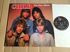 CHILD - THE FIRST ALBUM - LP - HANSA 200 348-320 - GERMANY 1979