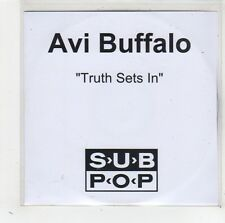 (FW291) Avi Buffalo, Truth Sets In - DJ CD