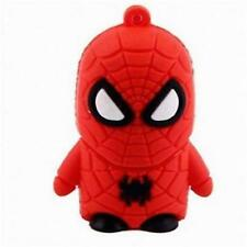 Cute Cartoon Spider-Man Memory  Drive 4GB-MORE FUN CHARACTERS AVAILABLE TOO! NEW