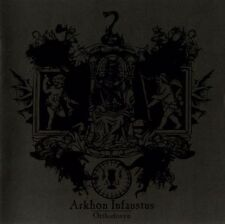 Arkhon Infaustus-Orthodoxyn CD An album of eerie Black/Death thats mind blowing