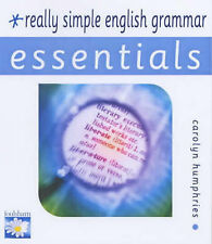 Really Simple English Grammar: Know How,GOOD Book