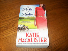 The Perils of Paulie by Katie MacAlister (2017,pback) Matchmaker in Wonderland 4