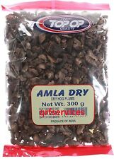 300g AMLA DRY WHOLE INDIAN GOOSEBERRY Amalaki hair antioxidant health skin viTS