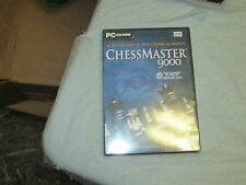 Chessmaster 9000 (PC, 2002)(French game) Brand New
