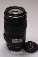 CANON EF 75-300mm 1:4-5.6 IS ULTRASONIC IMAGE STABILIZER LENS LQQK