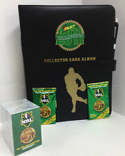 2011 NRL Champions Trading Cards Base Set (196)+ Official Album (With pages)