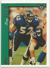 2010 Topps Rookie Reprint Ray Lewis Baltimore Ravens