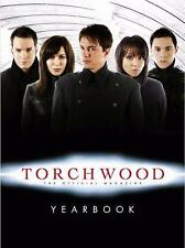 Torchwood The Official Magazine Yearbook-ExLibrary