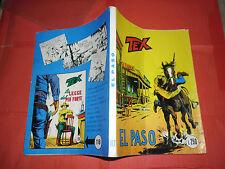 TEX GIGANTE da lire 200 in copertina N°117 c-ORIGINALE 1 edizione AUDACE BONELLI