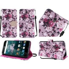 Wallet Pouch Case Phone Cover for ZTE Warp 7 N9519